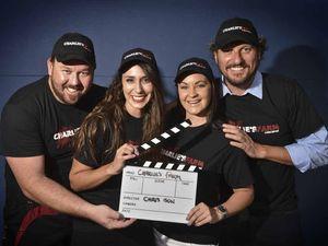 Coast talent, with Tara's help, farms outback horror