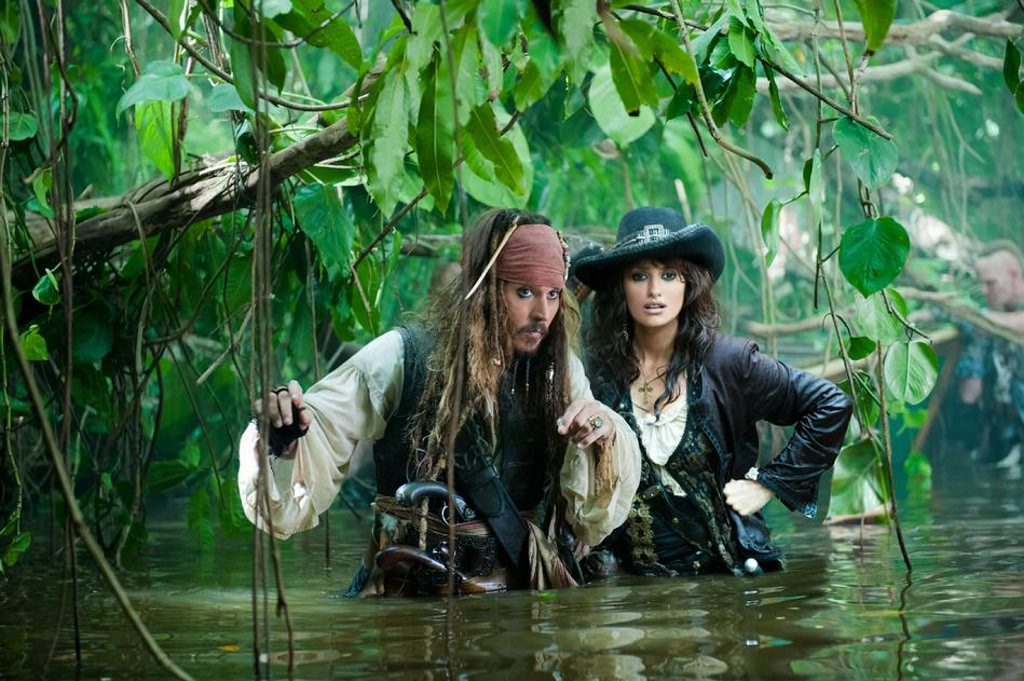 MAKE-UP: Captain Jack Sparrow can pull off wearing eye liner, you cannot. And frankly Penelope Cruz is out of your league...unless you follow these tips.