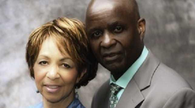 Bishop Bobby Davis and his wife of 50 years, Christine