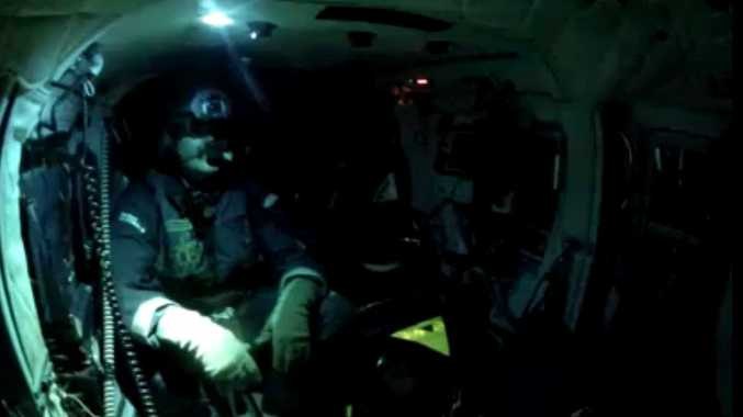 RACQ Careflight Night Rescue
