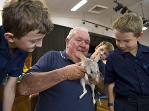 Save The Bilby school visit