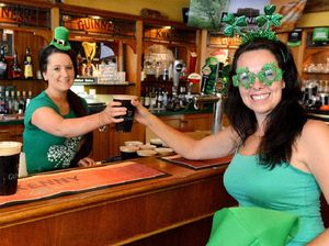 Expats raise a pint of Guinness for St Patrick's Day