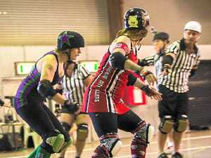 Hustlers defeat highly-ranked Brisbane team in first bout of the year