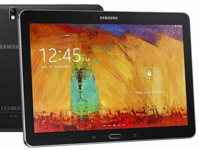 The Samsung Galaxy Note 10.1 – 2014 Edition