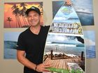 Shaun Levings from World Surfaris offering surfing adventures around the world.