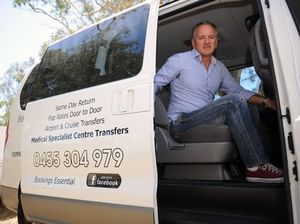New shuttle bus targets fly-in-fly-out workers