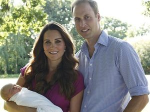 Prince William says one baby is enough at the moment