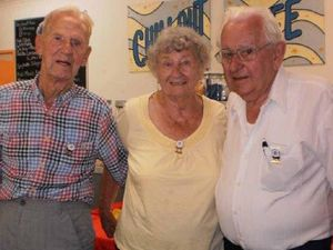 Meals on Wheels trio 'goes the extra mile'