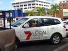 Channel 7 leave keys, purse, headlights on in siege