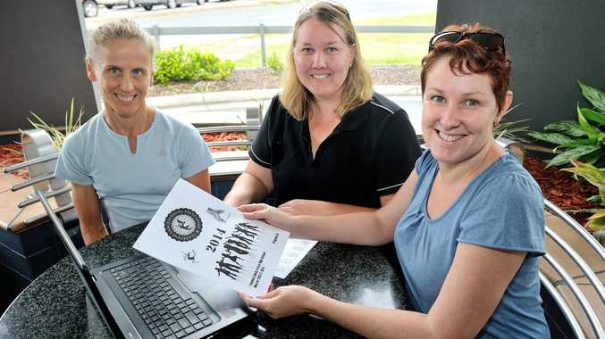 The Gladstone Dance Festival Association is calling for more volunteers for the annual event. Pictured: Treasurer Kate Maslen, secretary Christine Leu and trophy clerk Lynda Ninness.