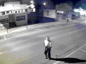 Police seek man in relation to six separate break and enters