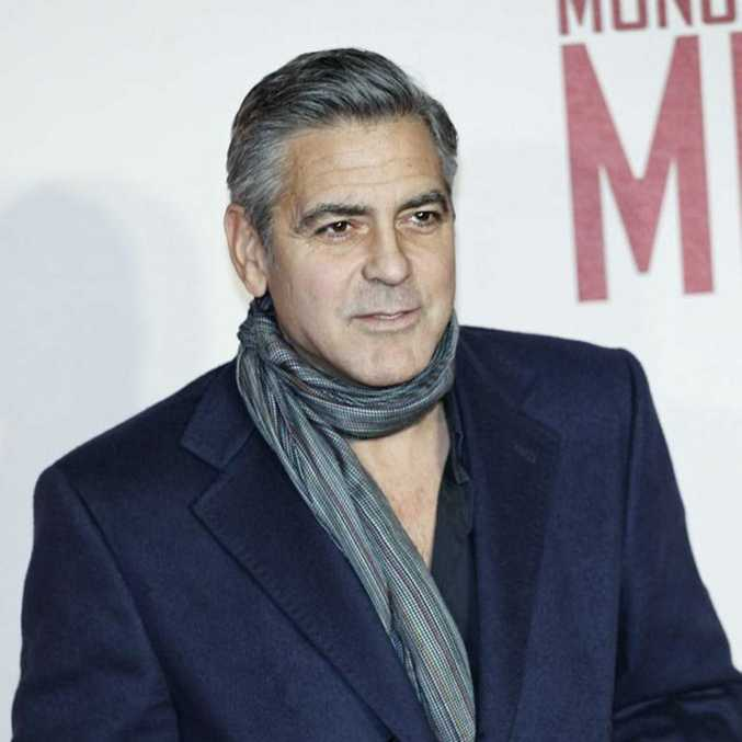 George Clooney has taken his new girlfriend  Amal Alamuddin off on a wildlife-watching trip to Tanzania.