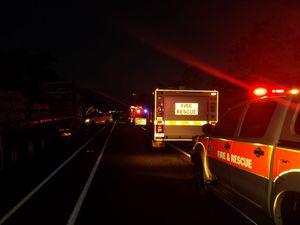 Fatal car crash on Bruce Hwy near Gladstone