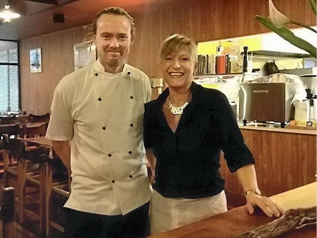 Chef Thomas Shields and his wife Jane are serving up fine food and super service at their restaurant on top of the world, Possum's Table at Broken River Mountain Resort.