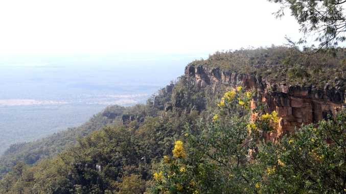 RUGGED BEAUTY: The Blackdown Tableland. Photo Kaitlyn Gutzke / CQ News
