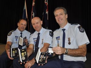 Dedicated sergeant reflects on 30 years of policing