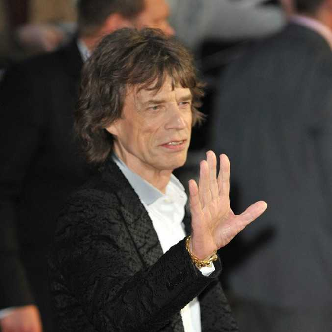 Mick Jagger in shock after death of his partner L'Wren Scott.