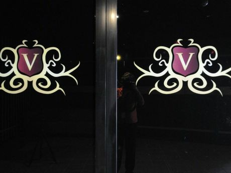 Toowoomba's new strip club Vault. Photo: Bev Lacey / The Chronicle
