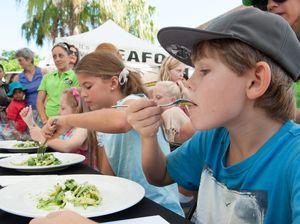 Cook healthy to win big at Coffs Kids Chef Challenge