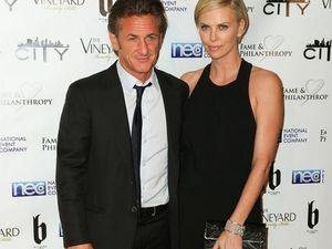 Sean Penn baby-proofs his house for Charlize and son