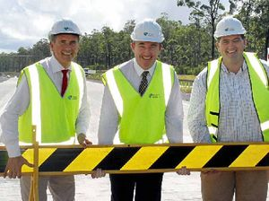 Pacific Hwy upgrade open