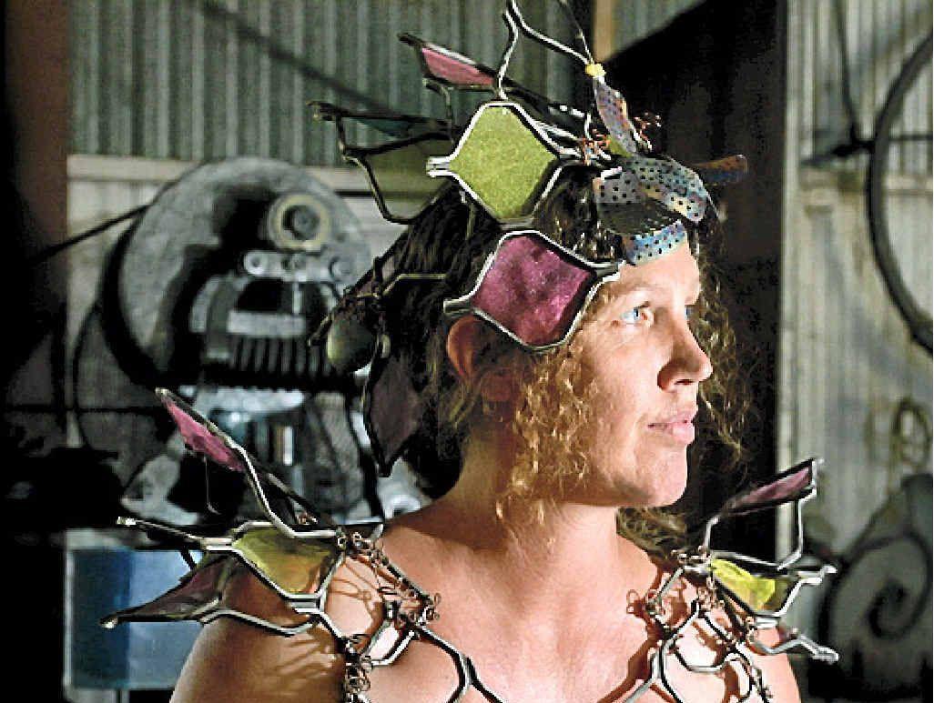 BITS AND BOBS: Julie Johnson.
