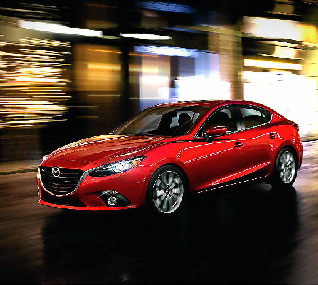 The new Mazda3 is a runaway sales success just weeks after being introduced.