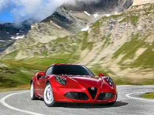 Pride, passion as Alfa Romeo launches 4C at Geneva