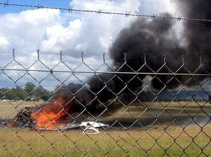 Cessna owned by fatal plane crash firm in forced landing