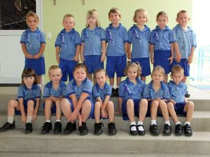 Prep students star in new pictorial