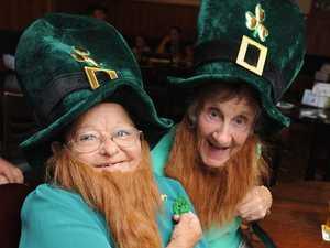St Patrick's Day at Hoolihans