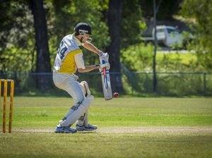 Gladstone Cricket: Brothers vs The Glen on March 22