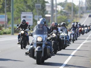 Black Dog Ride attracts huge turnout