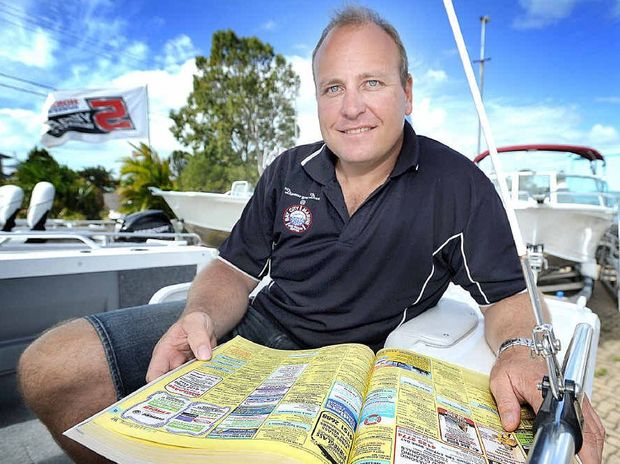 Scott Cleaver, the dealer principal at Bay City Marine, wasn't surprised that boat and yacht sales were one of the Yellow Pages most called services on the Fraser Coast.