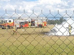 Atmosphere of gloom hangs over Caboolture airfield