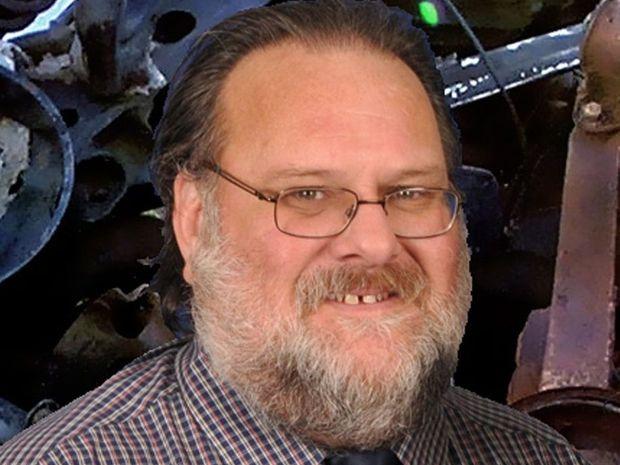 CQUniversity's Associate Professor Geoffrey Dell.