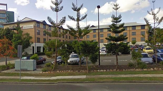 The Travelodge hotel at Upper Mount Gravatt. Photo: Google Maps