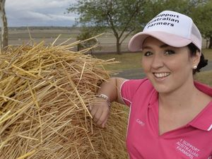 Toowoomba youth driven to 'bale' farmers out of trouble