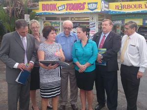 Tourism Minister launches camping guidelines in Hervey Bay