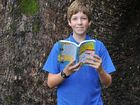 Teen turns in-class daydream into publishing opportunity