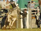 Dylan's spectacular adrenaline rush at Kyogle Bull Ride