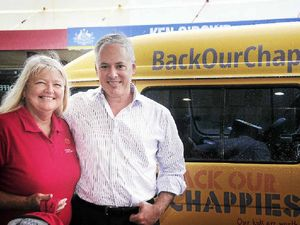 Tour promoting role of school chaplains arrives in town