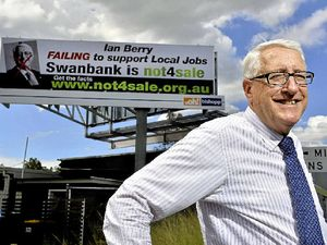 Plug pulled on ETU quest for power campaign sign