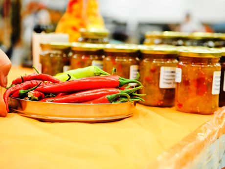 Check out some gourmet food producers at Cobb and Co Museum's shop this weekend.