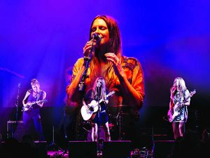 Even stars like Brooke McClymont still get stage fright