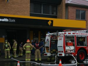 Fire extinguished at Byron Bay