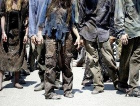 Gladstone's first zombie walk will be held as part of National Youth Week celebrations.