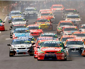 V8 Supercar racing could soon be coming to Toowoomba.
