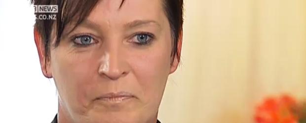 Paul Weeks' sister Sara.  Photo: TV3