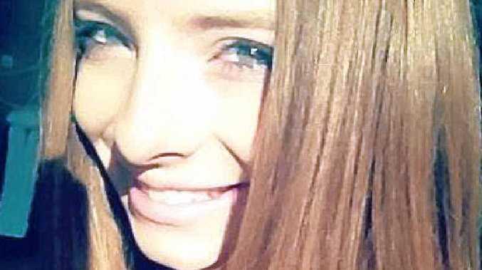 TRAGIC LOSS: Katelyn Taylor.